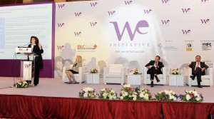2012: The bank officially launched its Women's Market program, We Initiative at an event with more than 500 attendees. BLC begins participating in women-focused panels at financial conferences around the world, giving the bank international exposure.