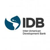 IDB Homepage Sponsor Logo