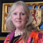 Helene Martin Gee Pink Shoe 2017 GBA Summit