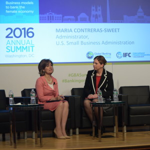Maria Contreras-Sweet 2016 GBA Summit
