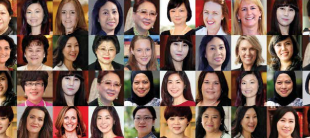 EY Women Entrepreneurs Asia Pacific