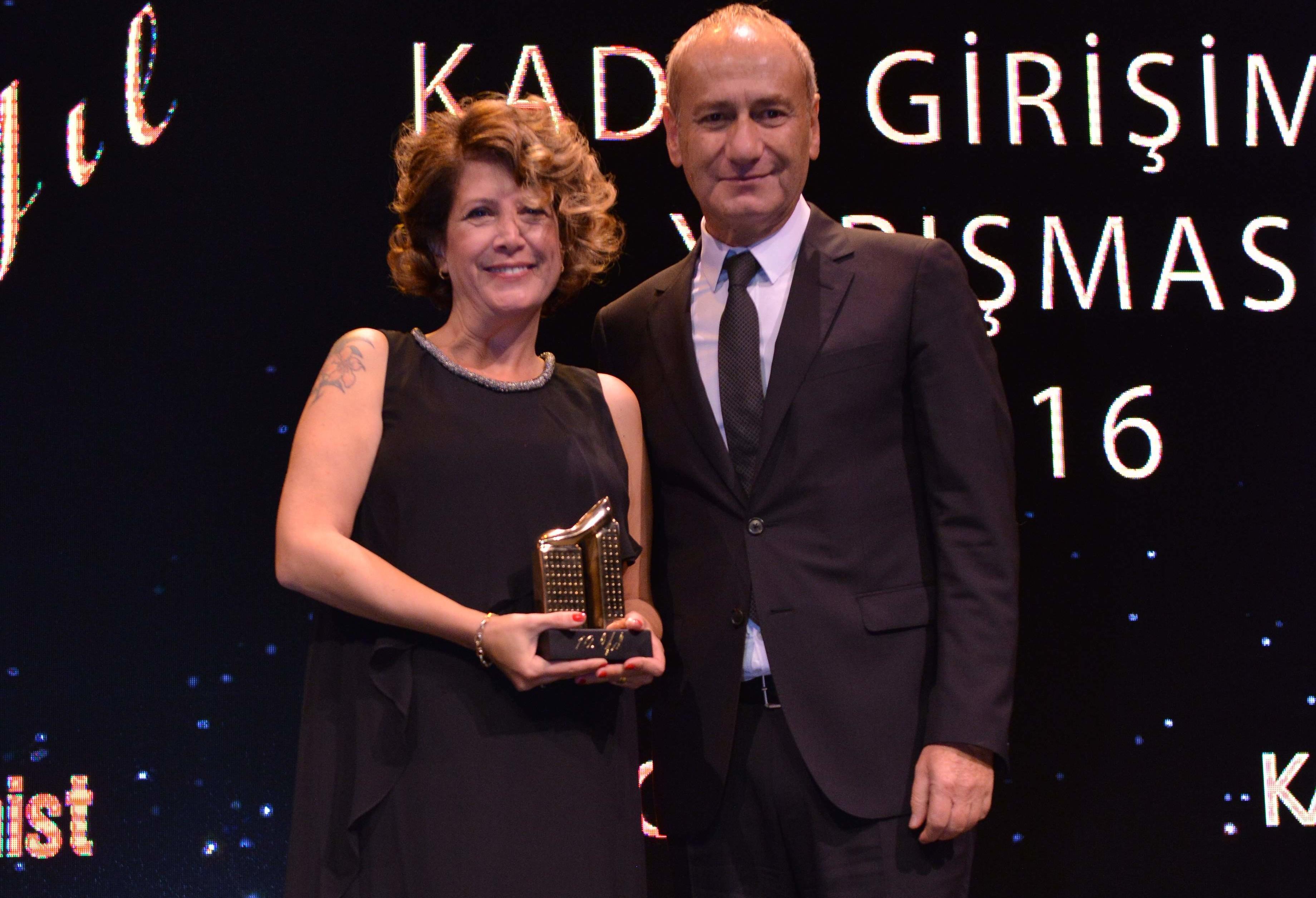 Sule Mene Garanti Women Entrepreneur Award 2016