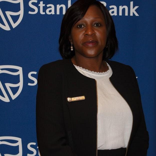 Mwansa Mutati Stanbic Zambia