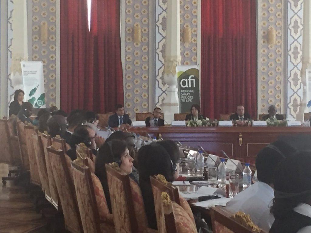 AFI Tajikistan Financial Inclusion