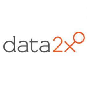 Data2X logo