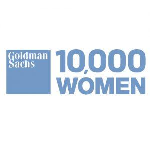 Goldman Sachs 10,000 Women logo