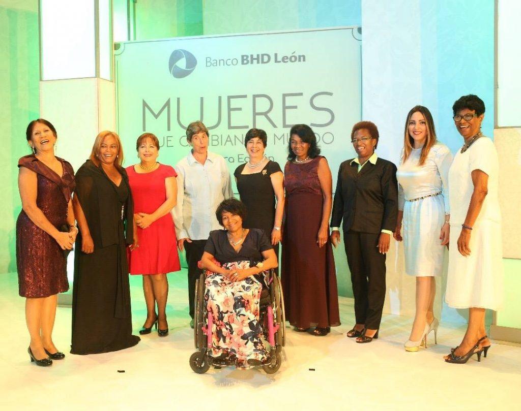 2017 Mujeres que Cambian el Mundo