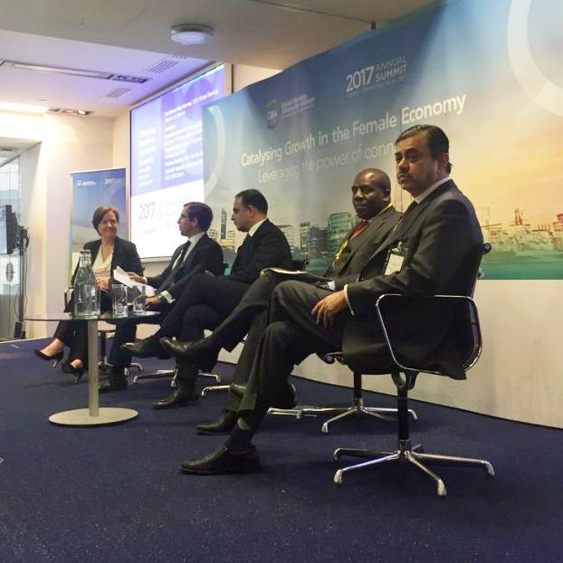 Four Male CEOS 2017 GBA Summit