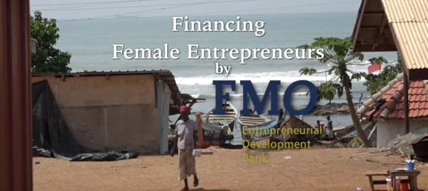 FMO's Female Leadership Journey