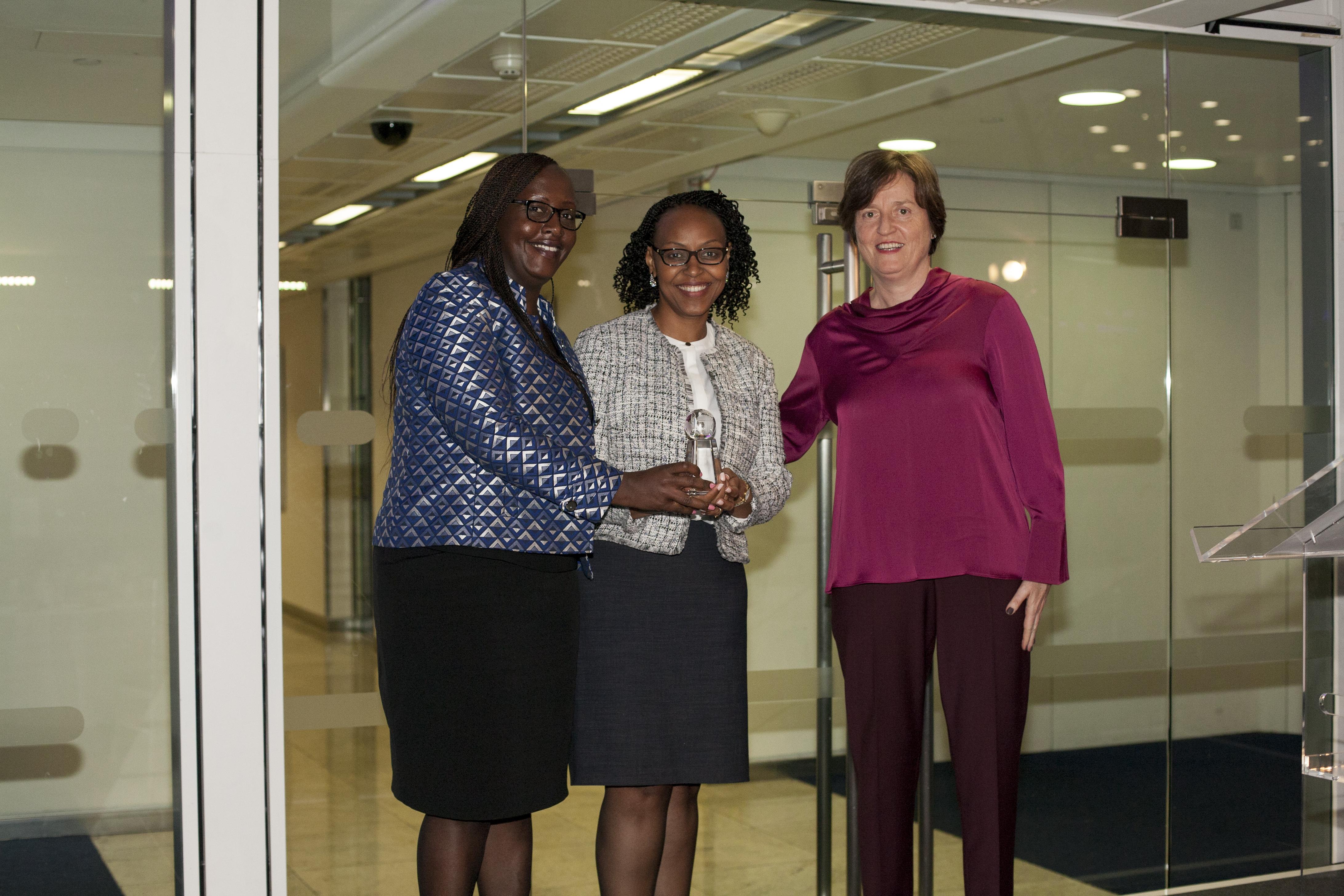 KCB Kenya New Program 2017 Women's Market Champion Summit