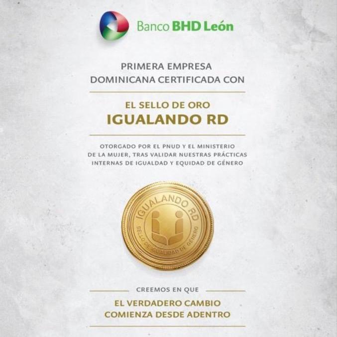 Banco BHD León Igualando RD square