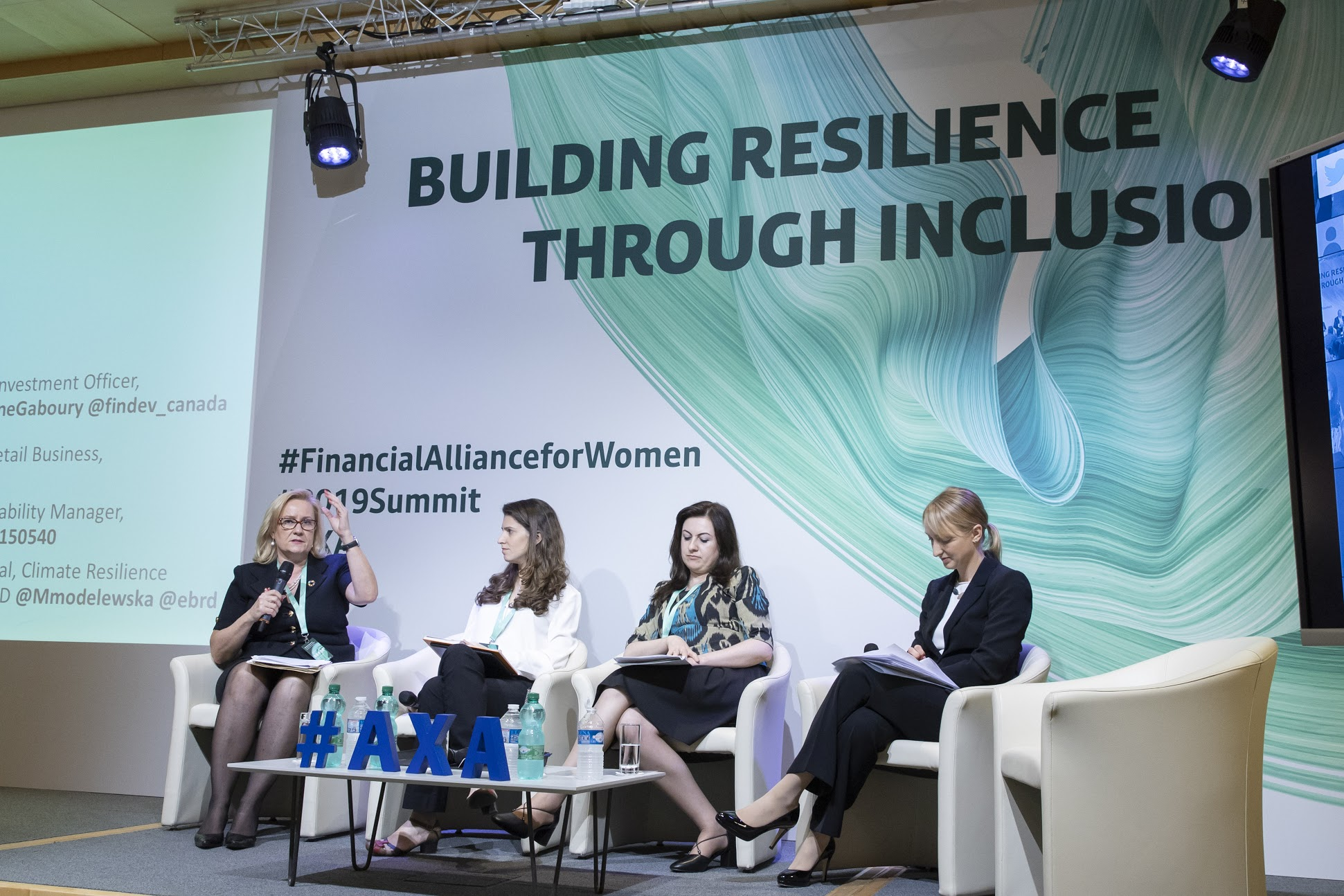 Gender and Climate Finance 2019 Summit